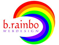 Logo b.rainbowebdesign